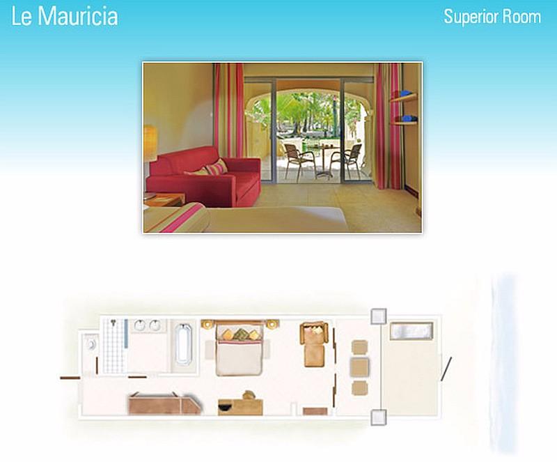 Mauricia_Superior_room