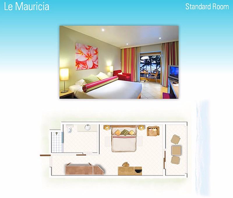 Mauricia_std_room