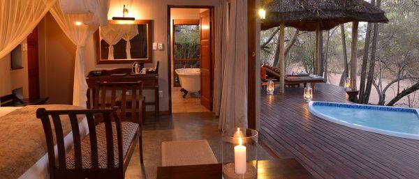 Safari-Destinations-Imbali-Kruger Park- suite interior & exterior view