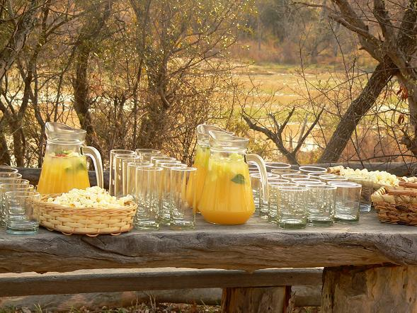wedding-refreshments
