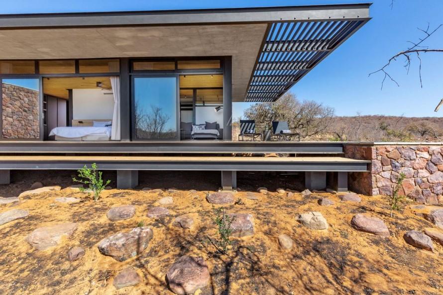 Fifty Seven Waterberg - LUXURY suite exterior