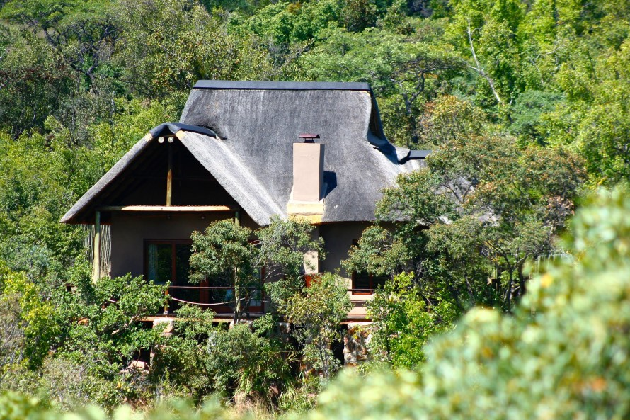 Fifty Seven Waterberg - CLASSIC suite exterior