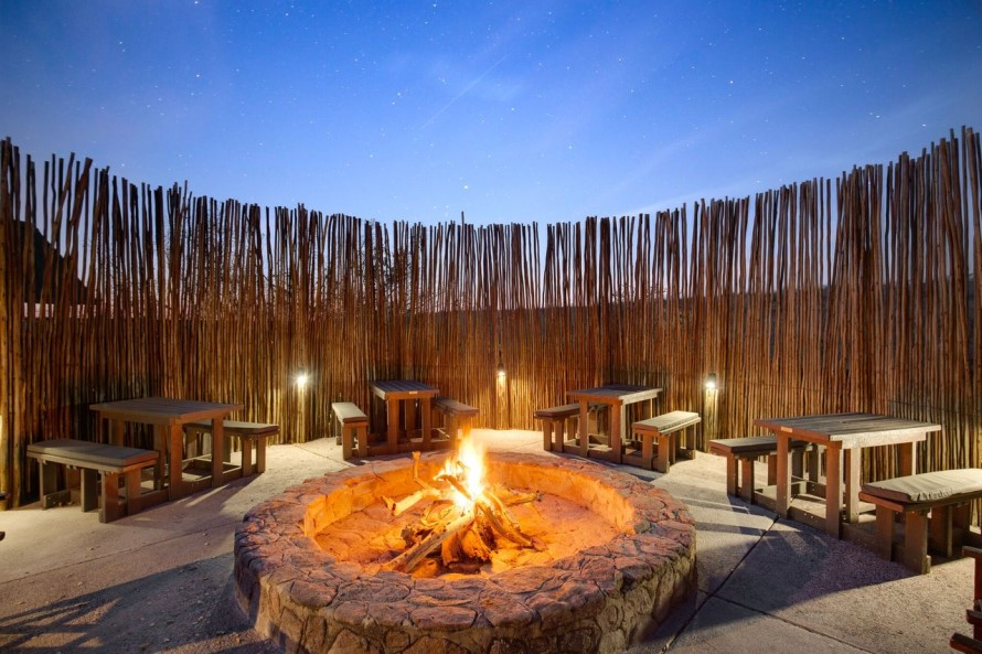 Fifty Seven Waterberg - Boma Dinner