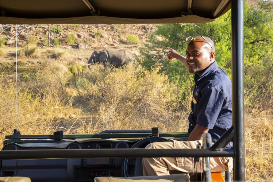 Fifty Seven Waterberg - Big 5 Game Viewing