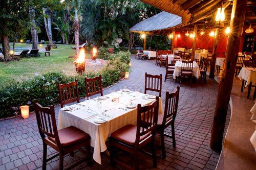 Sefapane Lodge - Calabash Grill - Restaurant