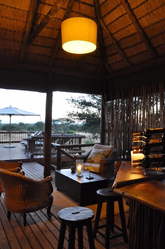 nThambo-Tree-Camp-Bar-View