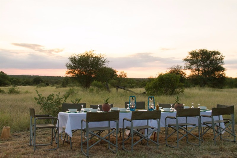 nThambo-Tree-Camp-Bush-Dinner