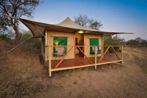 Tangala Safari camp new tents