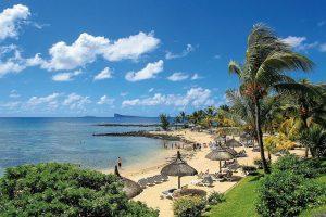 beachcomber canonnier hotel beach area