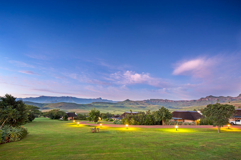 Montusi Mountain Lodge Northern Drakensberg