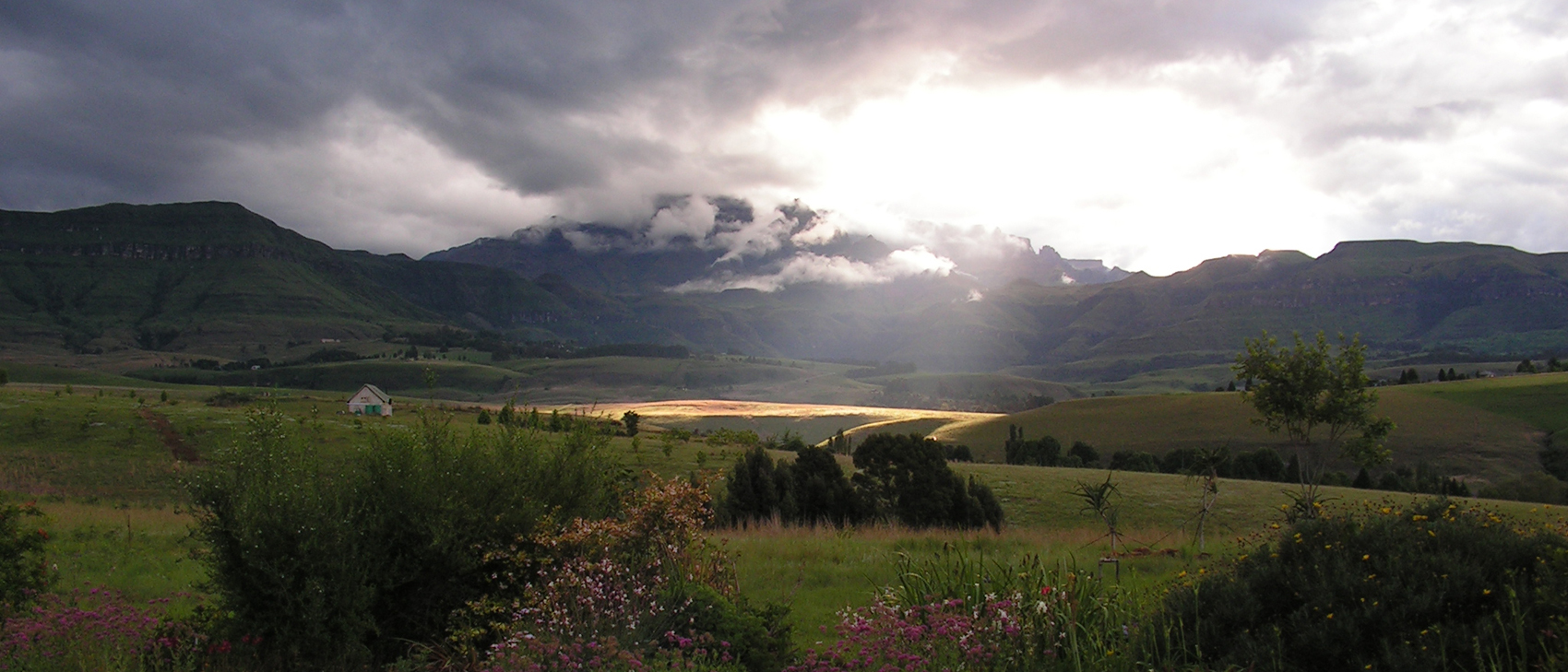 drakensberg accommodation ama casi cottage - safari-destinations