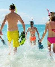 traveling with kids - family friendly beach holidays