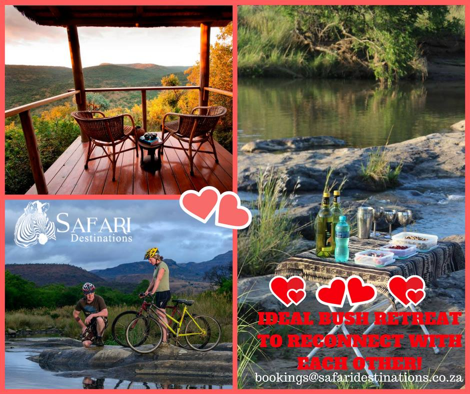 celebrate love valentine weekend discount at isibindi zulu lodge kzn