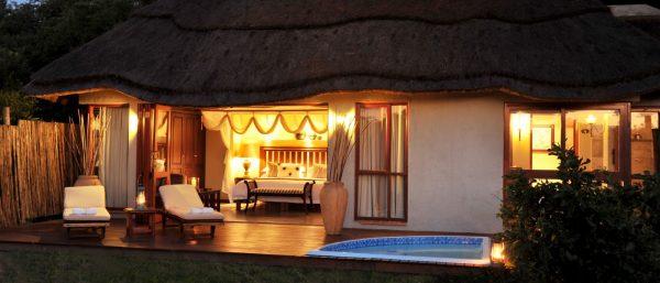SafariDestinations- Imbali -Kruger Park -Suite & plunge pool deck