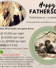 mabula fathers day special 15 to 17 june 2018