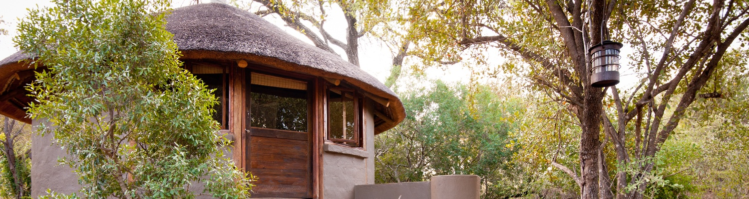 umlani bush camp - timbavati - eco huts