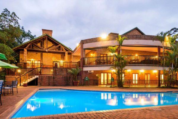 Greenway Woods Resort Mpumalanga