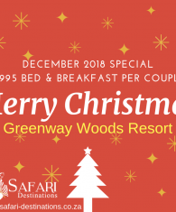 greenway woods resort christmas special