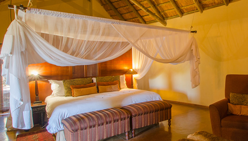 Accommodation at Shishangeni Safari Lodge inside the borders of the Kruger National Park